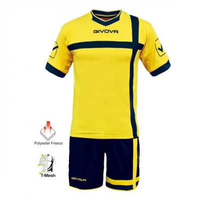 Echipament Fotbal Kit Croce GIVOVA