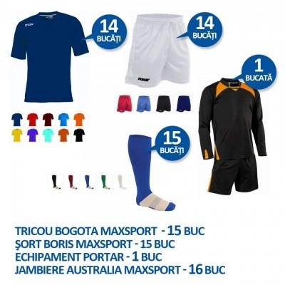SET FOTBAL CONCEPT 10 - MAXSPORT
