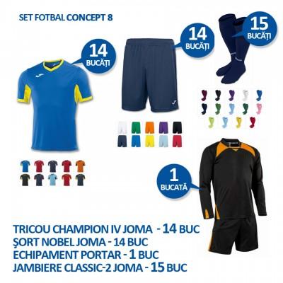 SET FOTBAL CONCEPT 8 - JOMA