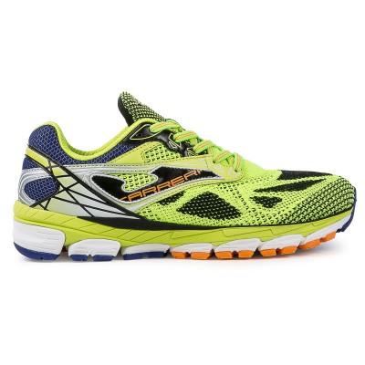 Pantofi sport alergare, R.CARRERA 611 FLUORESCENT-BLEUMARIN, JOMA