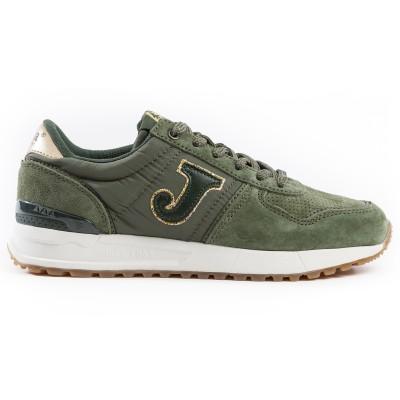 Pantofi sport dama C.200 LADY 823 VERDE, JOMA