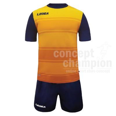 Echipament fotbal Kit Lubecca, LEGEA