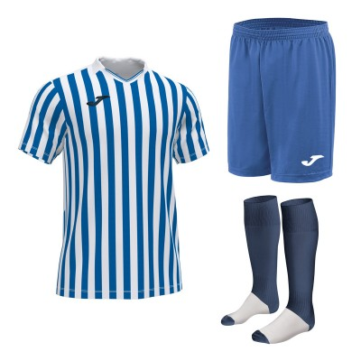 Set echipament fotbal Copa II, JOMA