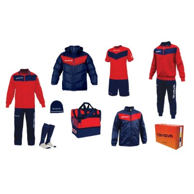 Set echipament sportiv Box Vittoria Full GIVOVA